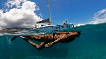 Pali Coast Snorkel & Performance Sail