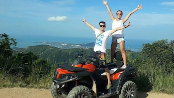 Koh Samui ATV Safari Tour