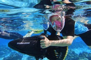 Moorea REEF RIDERS, Sea Scooter Snorkeling Tour