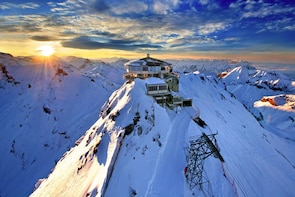 Mont Blanc Scenic Flight