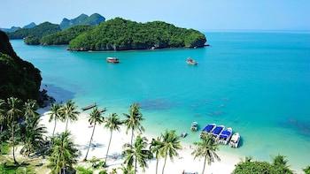 Angthong Marine Park Tour By Speedboat From Koh Phangan