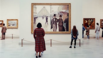Art Institute of Chicago: Audio Tour with Mobile App