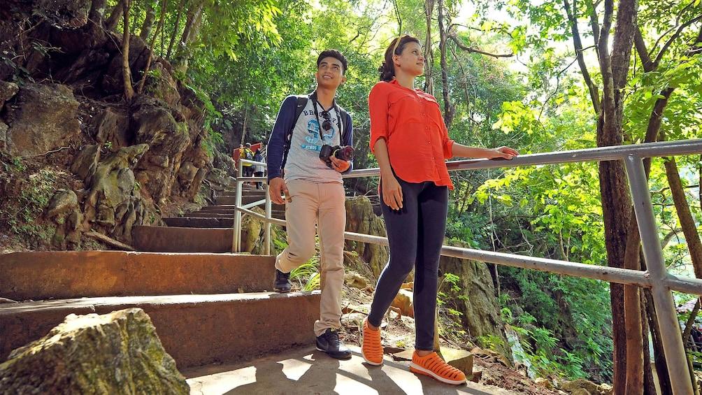 Couple on a Evening Jungle Walk HD Tour in Kuala Lumpur, Malaysia