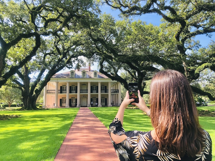 Show item 3 of 10. Oak Alley Plantation w/ Transportation from New Orleans