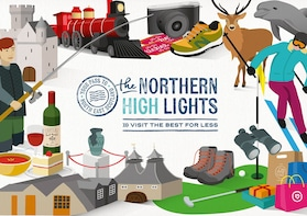 Northern Highlights Sightseeing Pass