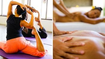 Private Partner Yoga Class & Thai Massage Lesson