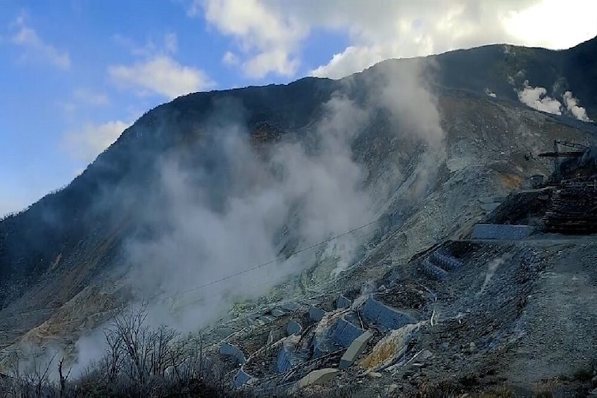Show item 5 of 9. Virtual Tour of Mt.Fuji & Hakone