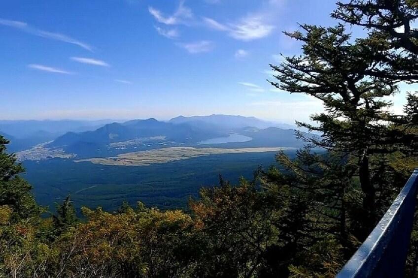 Show item 3 of 9. Virtual Tour of Mt.Fuji & Hakone