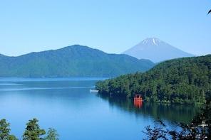 Virtual Tour of Mt.Fuji & Hakone highlights