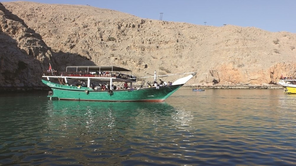 Show item 1 of 10. Musandam Sea Safari with Lunch with Gray Line