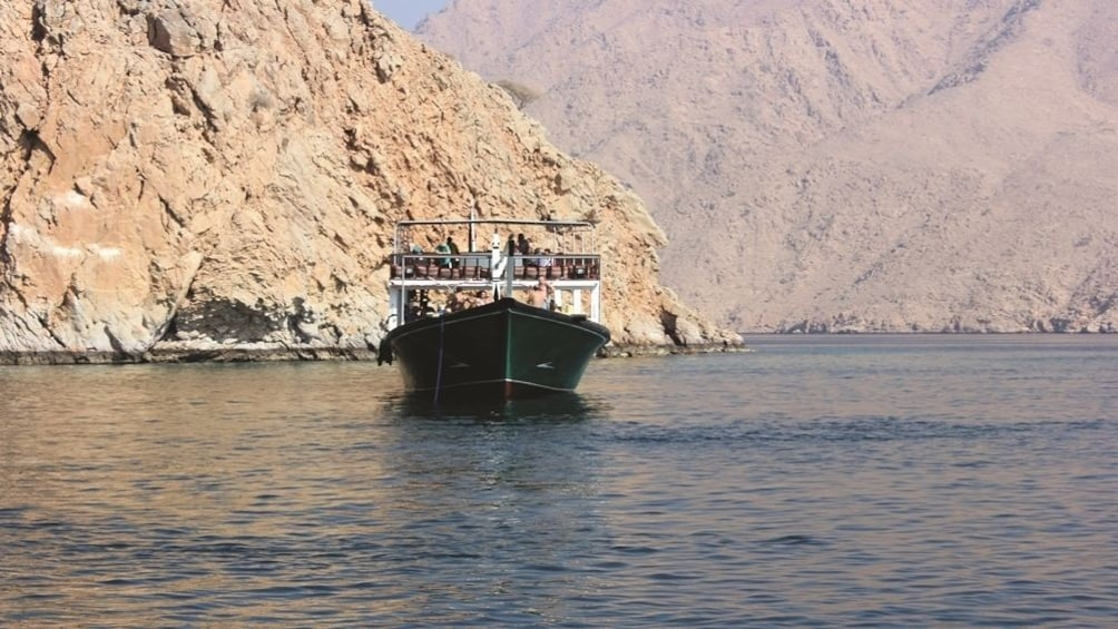 Show item 3 of 10. Musandam Sea Safari with Lunch with Gray Line