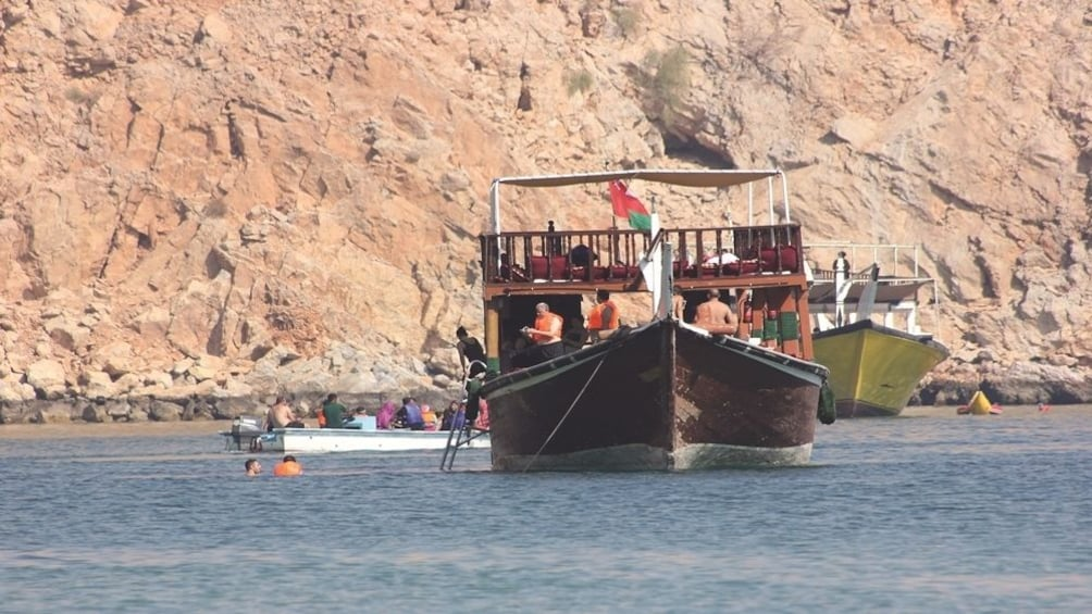 Show item 10 of 10. Musandam Sea Safari with Lunch with Gray Line