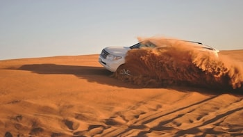 Desert Safari with BBQ Dinner from Dubai Standard -Grey Line