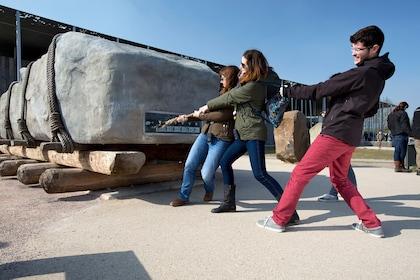 Stonehenge - External exhibition - people.jpg