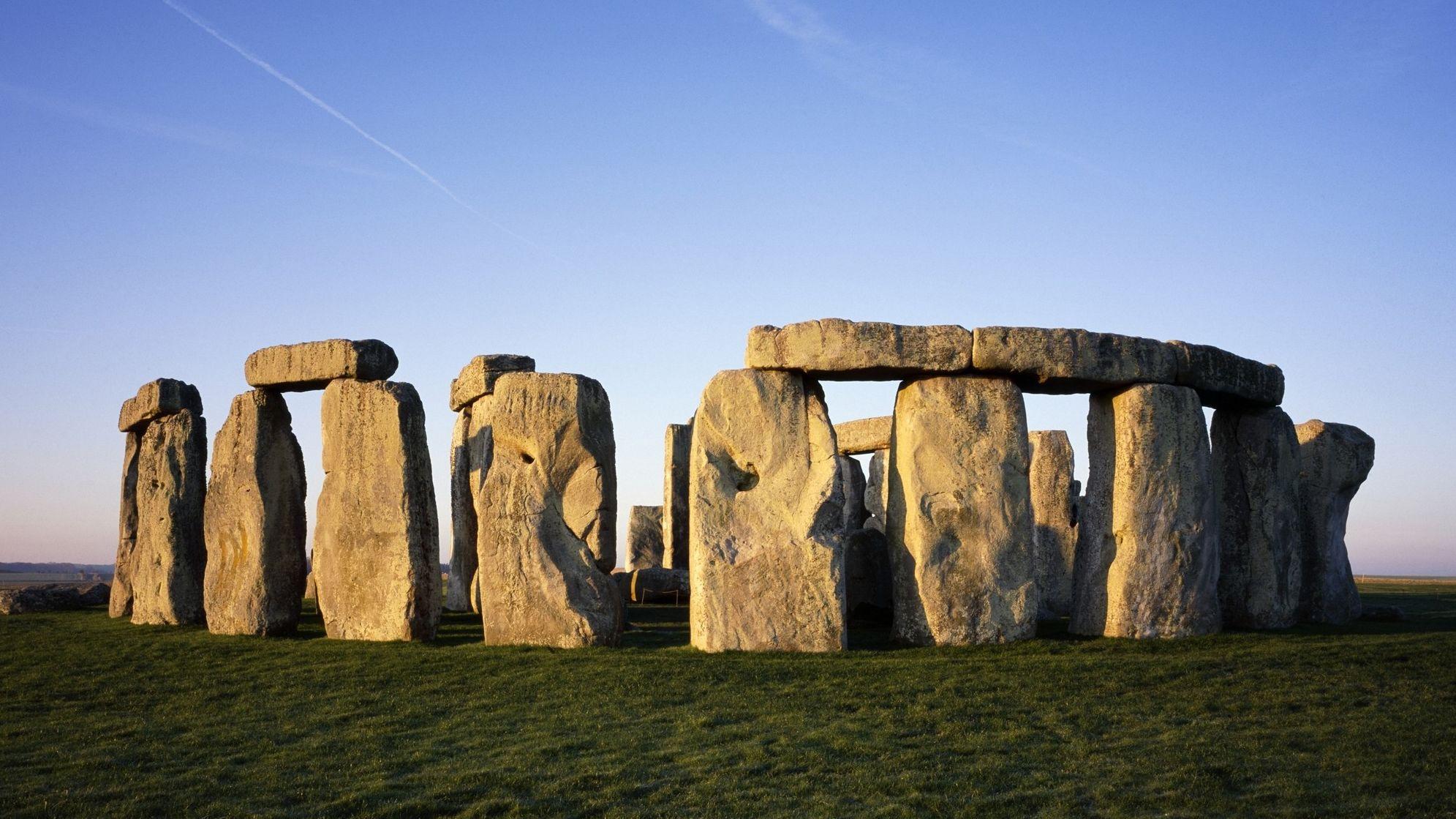 Exterior image of Stonehenge
