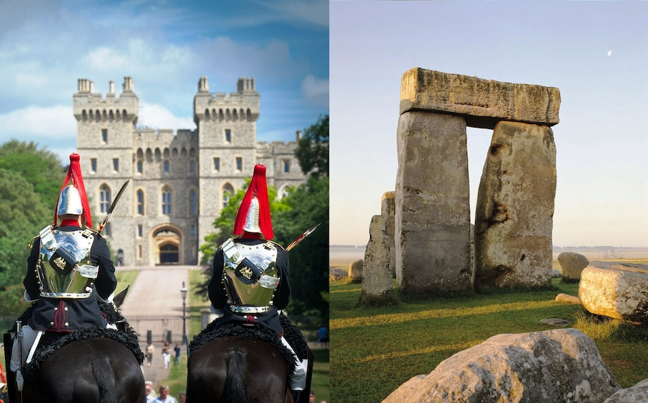 Show item 1 of 10. Windsor Castle, Stonehenge & Bath Full-Day Tour
