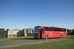 Leeds Castle, Canterbury & Dover Tour with Admission