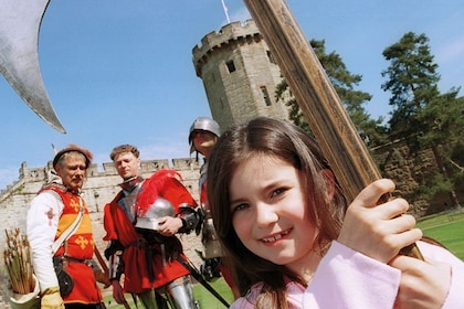Warwick Castle, Shakespeares England & Oxford with Admission