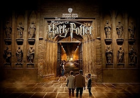 Warner Bros. Studio-rundtur i London – Dagstur med The Making of Harry Pott...