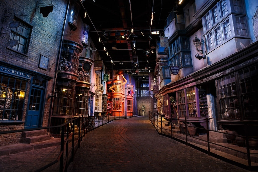 Show item 1 of 10. Warner Bros. Studio Tour London - The Making of Harry Potter Day Tour