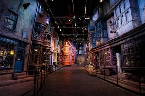 Warner Bros. Studio Tour London – The Making of Harry Potter-dagstur