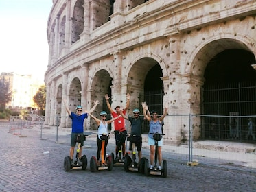 Highlights of Rome Small-Group Segway Tour