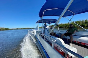 Dolphin and Manatee Boat Tour in 10,000 Islands NWR