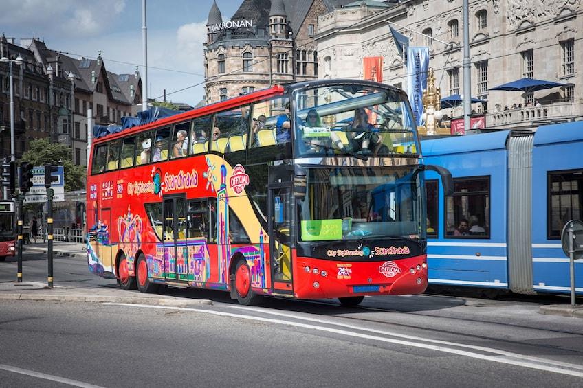 Stockholm Hop-On Hop-Off Bus Tour