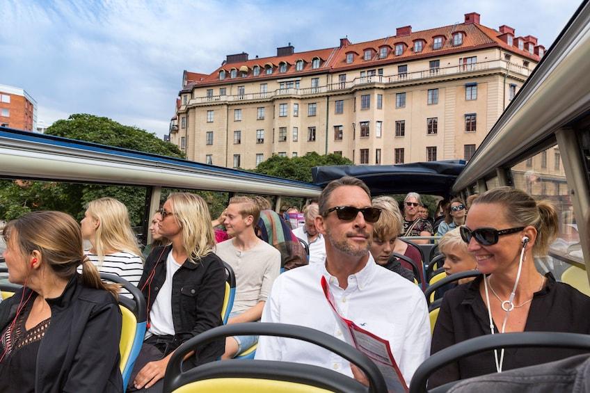 Lataa valokuva 3 kautta 10. Stockholm Hop-On Hop-Off Bus Tour