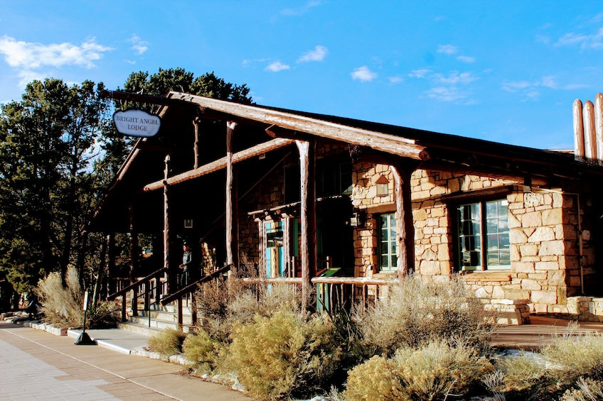 Show item 10 of 10. Multi-Stop Grand Canyon South Rim Tour