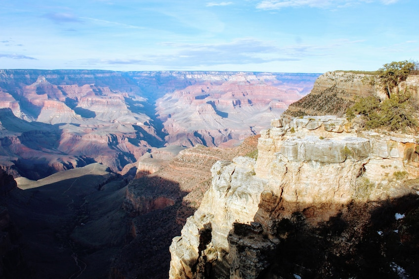 Show item 3 of 10. Multi-Stop Grand Canyon South Rim Tour