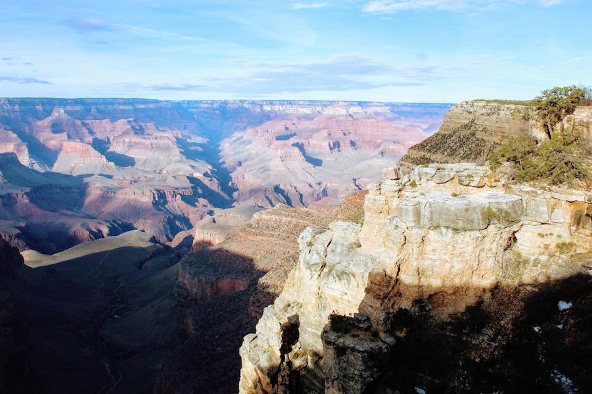 Show item 2 of 10. Multi-Stop Grand Canyon South Rim Tour