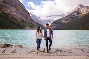 Lake Louise Insta-Portrait Experience