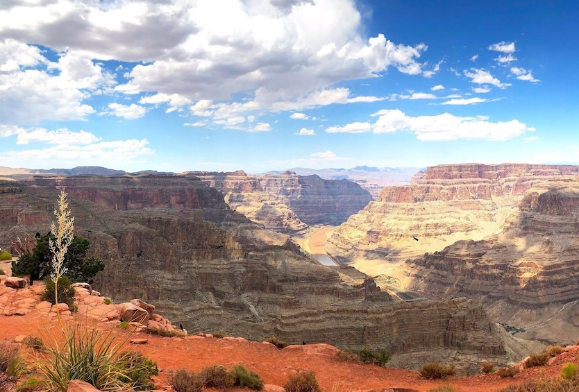 Show item 10 of 10. Multi-Stop Grand Canyon West Rim Bus Tour