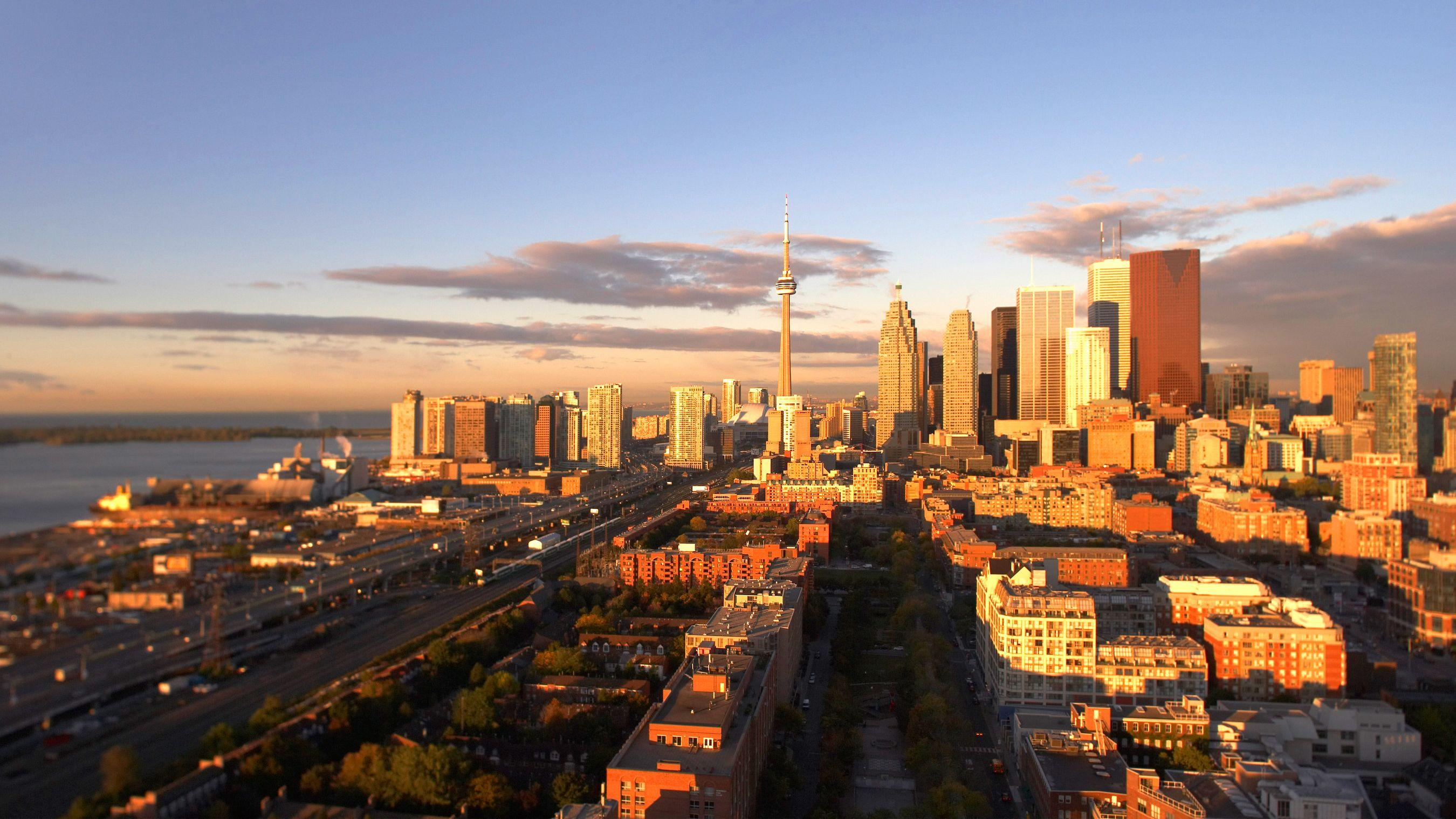 Toronto Romantic Jewel Helicopter Tour