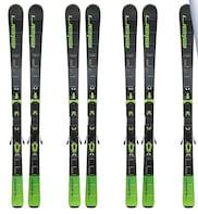 Aluguel de esqui e botas padrão
