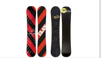 Standard Snowboard & Boots Hire