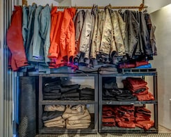 Ski & Snowboard Clothing Rental