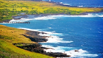 Private Full-Day Coastal Sights & Volcano Tour