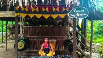 Borneo Cultural Village & Garama River Cruise