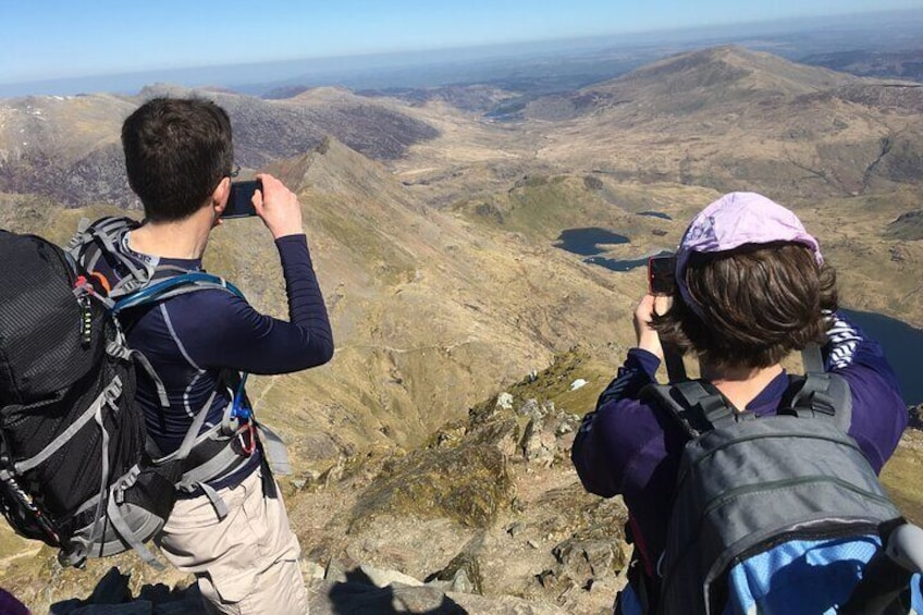 Hike to the summit of Snowdon!
