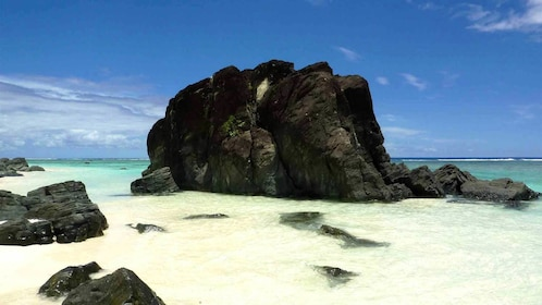 Beautiful view of Cook Island