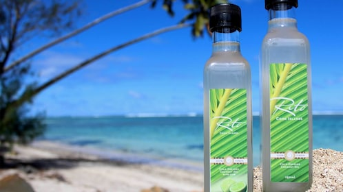 Drinks on the Cook Islands