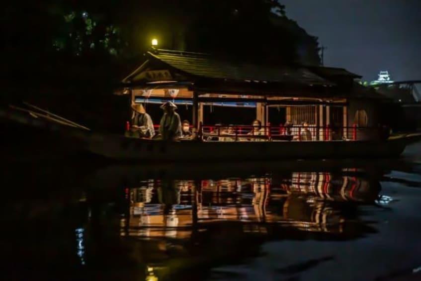 Watch Ukai Cormorant Fishing on the Kiso River in Aichi