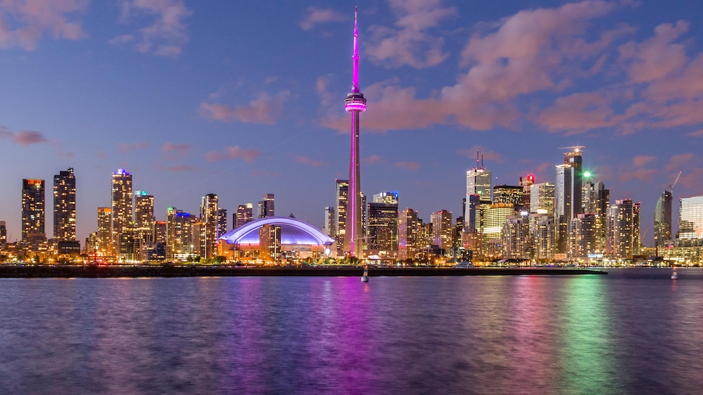 Toronto on the water
