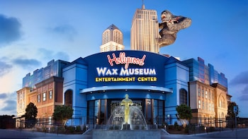 Myrtle Beach Hollywood Wax Museum Entertainment Centre