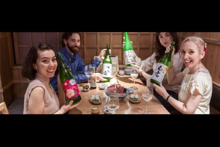 Nagoya Food Tours—Local Delicacies or Nighttime Sake Tasting