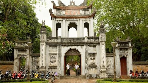 Stunning architecture in Hanoi, Vietnam