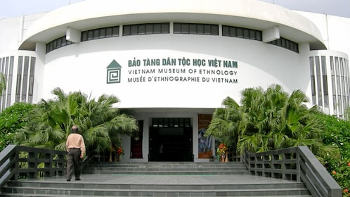 The Vietnam Museum of Ethnology in Hanoi
