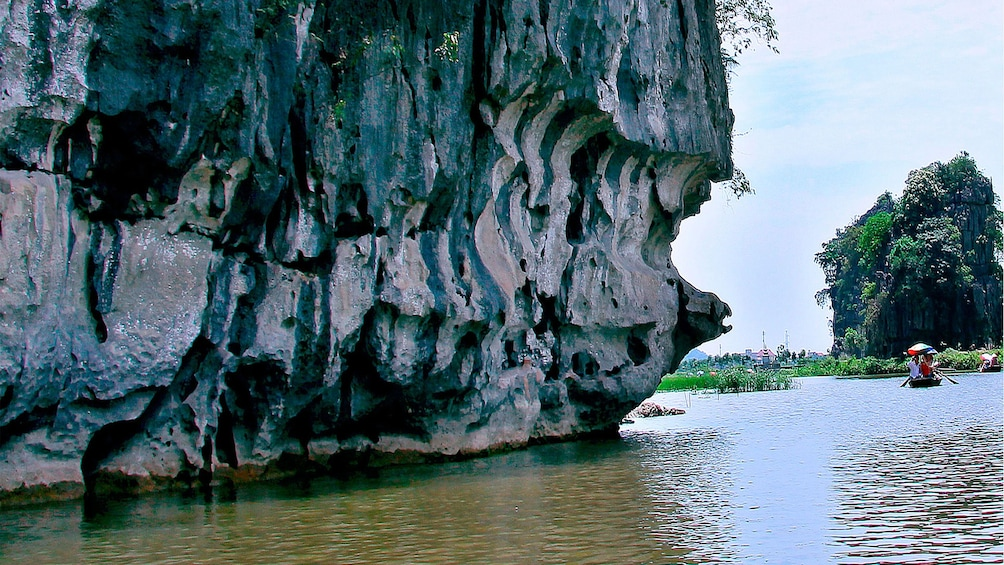 Show item 2 of 5. View of Tam Coc in Vietnam
